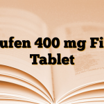 Brufen 400 mg Film Tablet