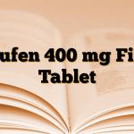 Brufen 400 mg Film Tablet
