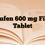 Brufen 600 mg Film Tablet