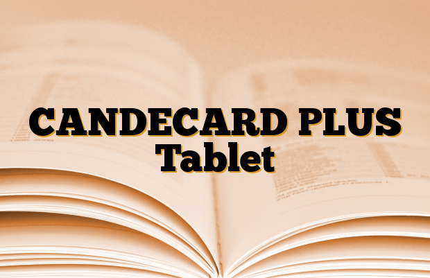 CANDECARD PLUS Tablet