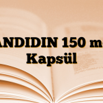 CANDIDIN 150 mg 1 Kapsül