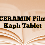 CERAMIN Film Kaplı Tablet