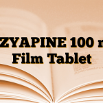 CIZYAPINE 100 mg Film Tablet