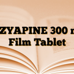 CIZYAPINE 300 mg Film Tablet