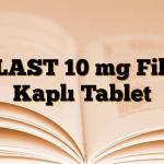 CLAST 10 mg Film Kaplı Tablet