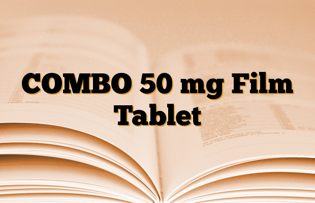 COMBO 50 mg Film Tablet