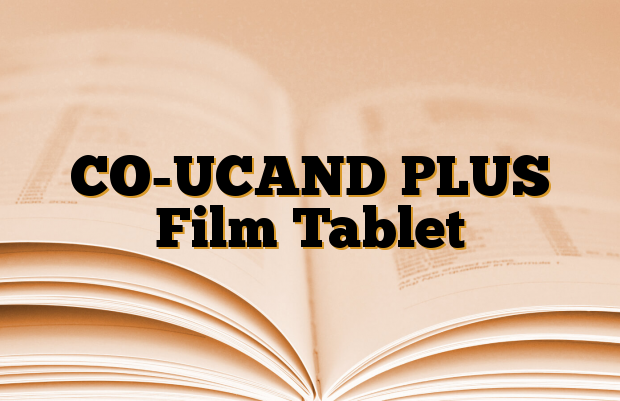 CO-UCAND PLUS Film Tablet