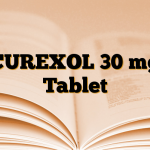 CUREXOL 30 mg Tablet