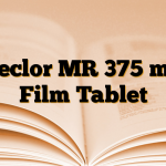 Ceclor MR 375 mg Film Tablet