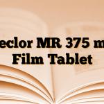Ceclor MR 375 mg Film Tablet