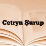 Cetryn Şurup