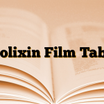 Citolixin Film Tablet