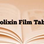 Citolixin Film Tablet