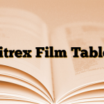 Citrex Film Tablet