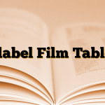 Clabel Film Tablet