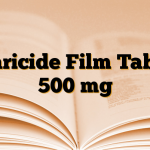 Claricide Film Tablet 500 mg