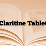 Claritine Tablet