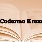 Codermo Krem