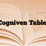 Cogniven Tablet
