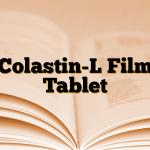 Colastin-L Film Tablet