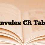 Convulex CR Tablet