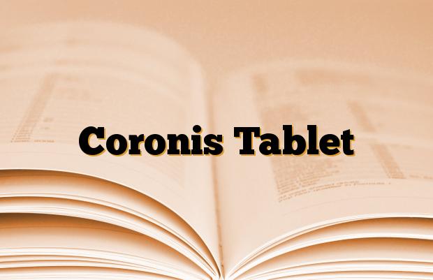 Coronis Tablet