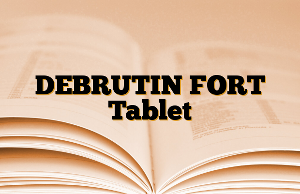 DEBRUTIN FORT Tablet