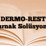 DERMO-REST Tırnak Solüsyonu