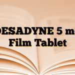 DESADYNE 5 mg Film Tablet