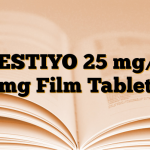 DESTIYO 25 mg/8 mg Film Tablet