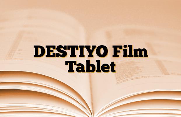 DESTIYO Film Tablet