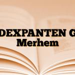 DEXPANTEN G Merhem