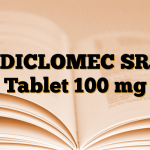 DICLOMEC SR Tablet 100 mg
