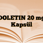 DOLETIN 20 mg Kapsül