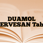 DUAMOL EFERVESAN Tablet