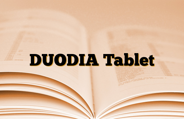 DUODIA Tablet