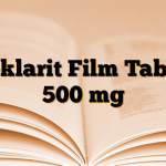 Deklarit Film Tablet 500 mg