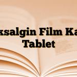 Deksalgin Film Kaplı Tablet