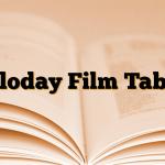 Deloday Film Tablet