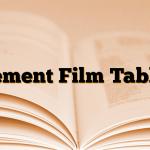 Dement Film Tablet