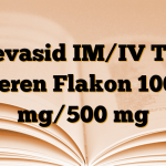 Devasid IM/IV Toz İçeren Flakon 1000 mg/500 mg