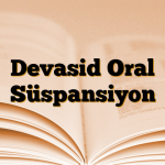 Devasid Oral Süspansiyon