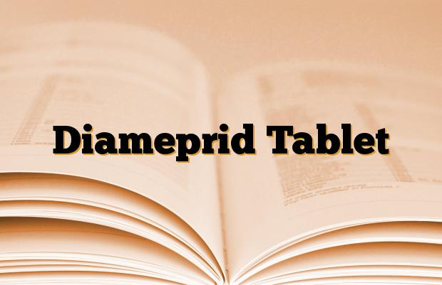 Diameprid Tablet