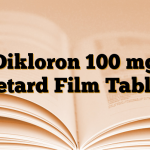 Dikloron 100 mg Retard Film Tablet
