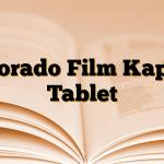 Dorado Film Kaplı Tablet