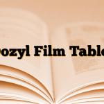 Dozyl Film Tablet