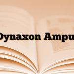 Dynaxon Ampul