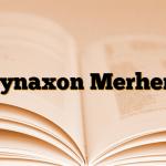 Dynaxon Merhem