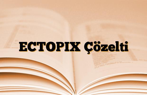 ECTOPIX Çözelti