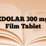 EDOLAR 300 mg Film Tablet